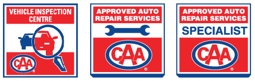 Approved Auto Repair logos
