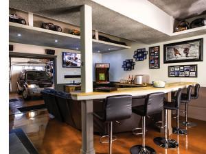 Westworld - member garage 2