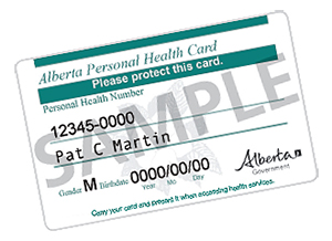 What Is An Alberta Health Care Card Ama