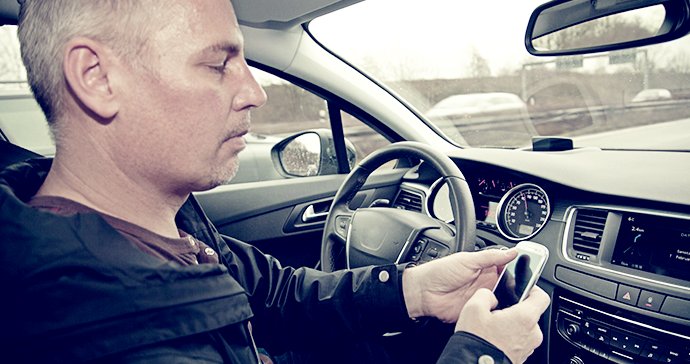 AMA Fleet Online Driving Course - Distracted Driving
