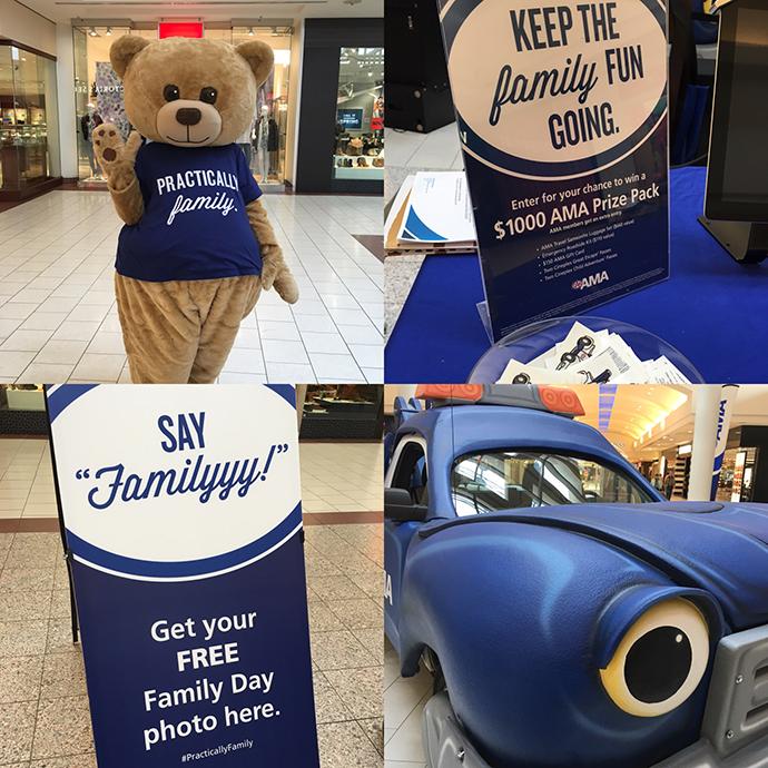 family day at southgate mall