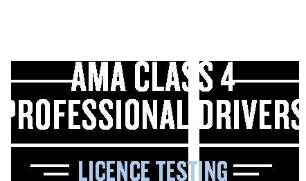 Alberta Class 4 Professional Drivers Licence Testing | AMA